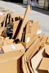 Karton bálázással legyen bevétele a hulladékból!