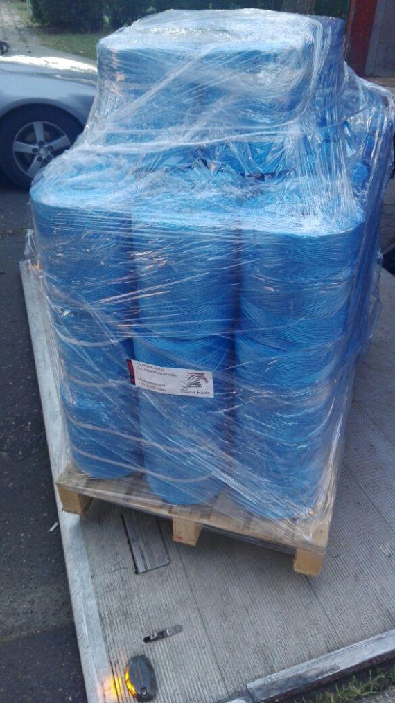 Bálázó zsineg PP hulladékbála, mezőgazdasági bála kötözéshez