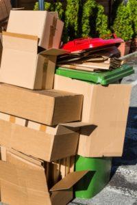 Hulladékkezelés kereskedelem, vendéglátás, ingatlan üzemeltetés