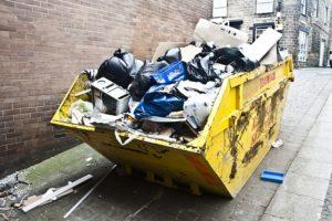 építkezés, felújítás hulladék elszállítás